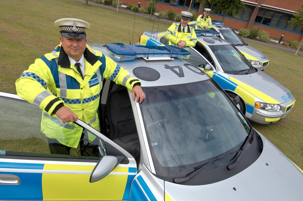 PR for GMP new patrol cars delivered