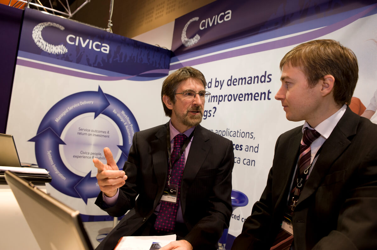 Civica Manchester corporate photography