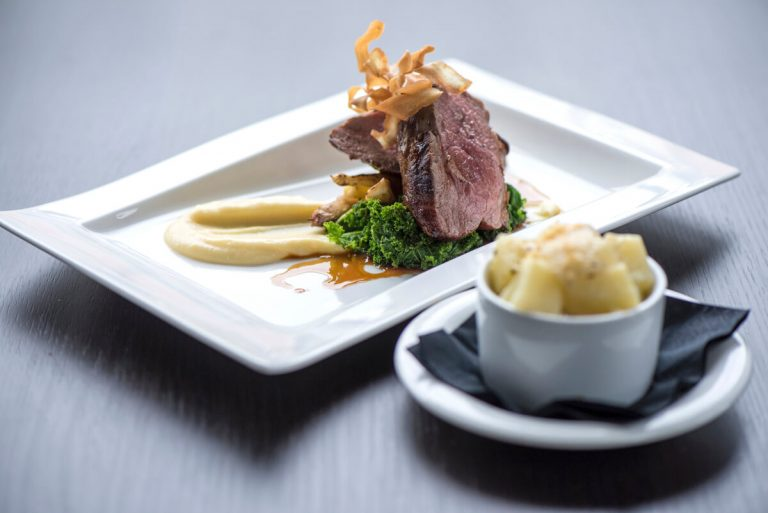North West location food photography for hotels and restaurants