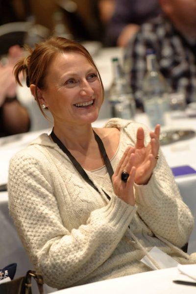 Conference delegate photograph
