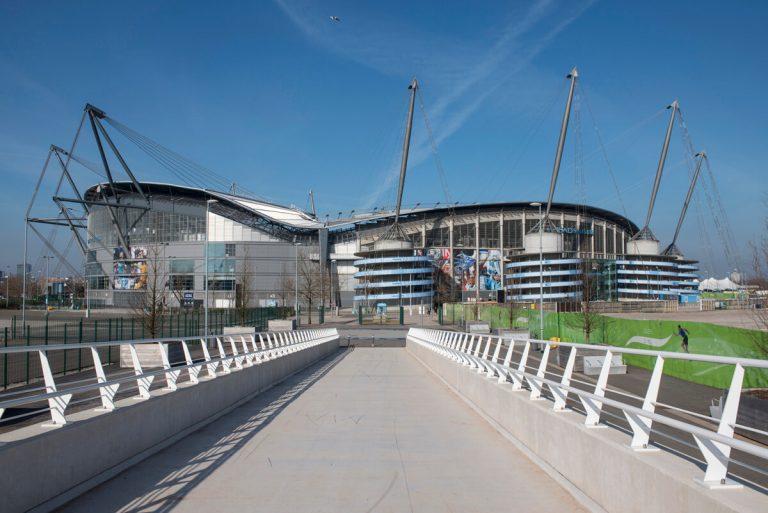 Etihad Stadium Manchester Photograph