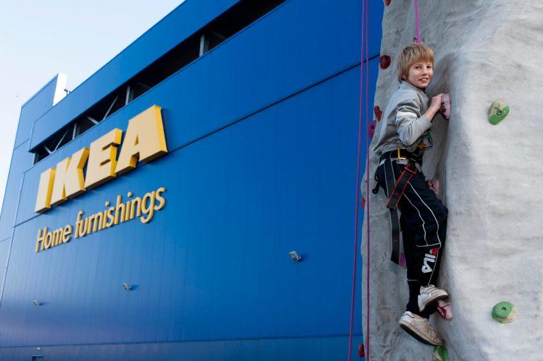 Ikea charity fundraising Ashton PR