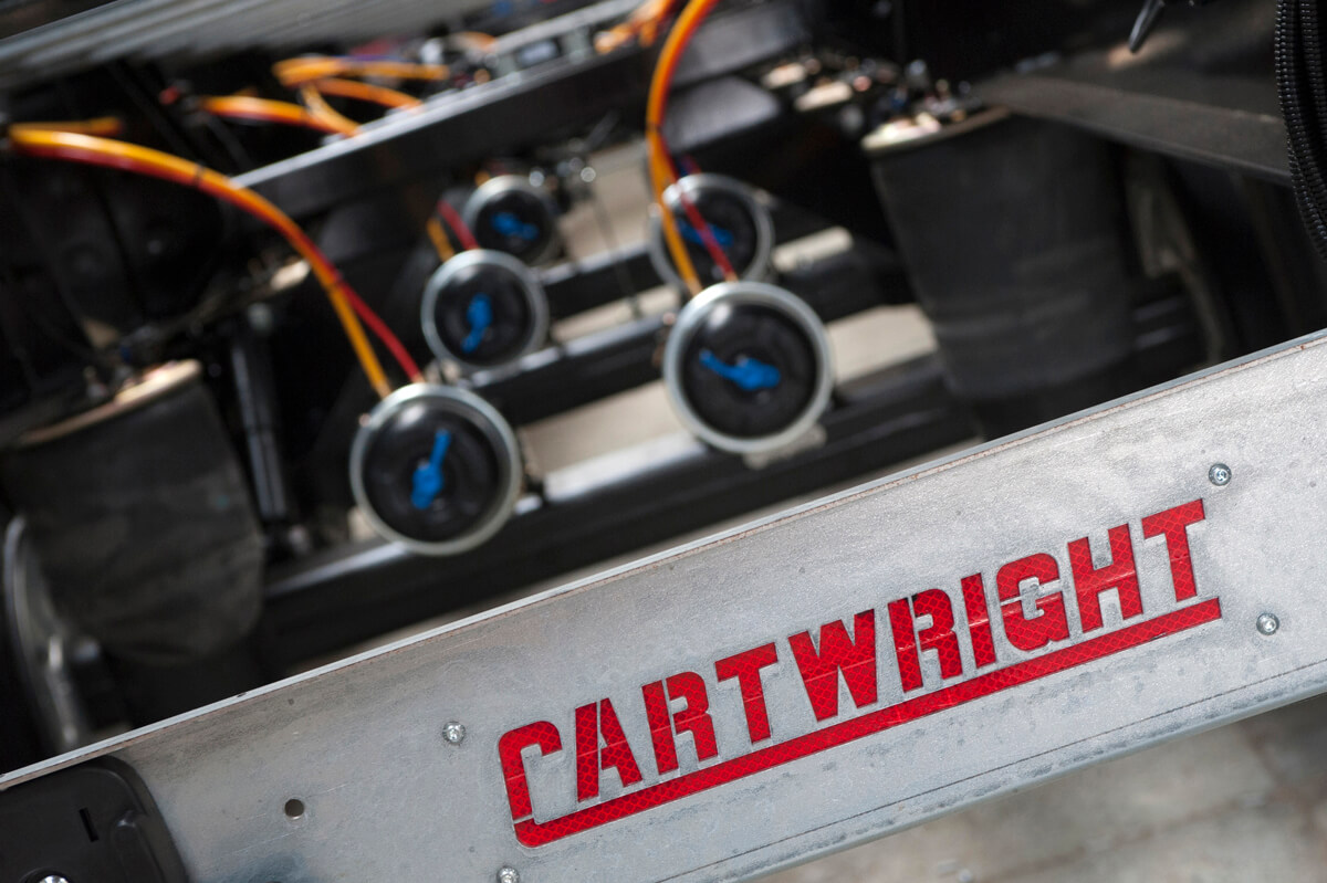 Cartwright trailers Stockport photography