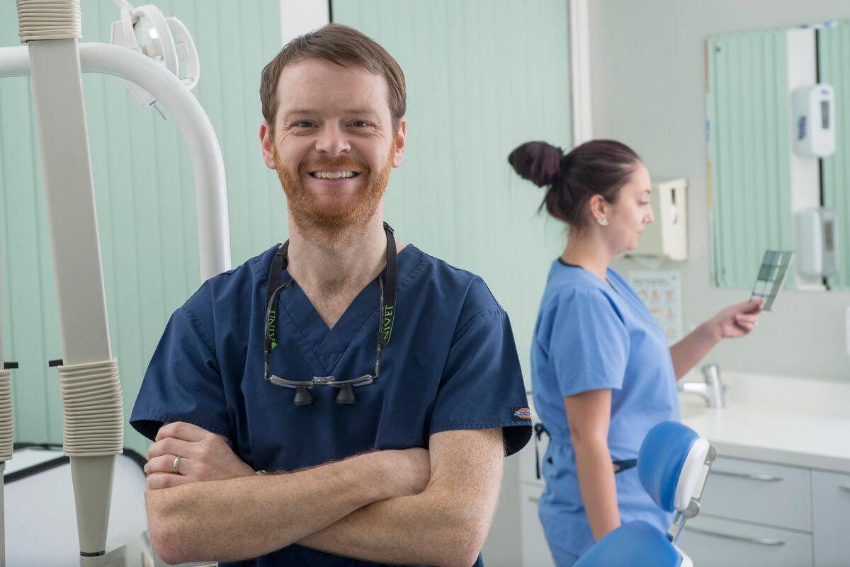 Oasis Dental Care staff portrait Manchester
