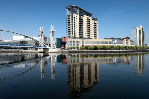 The Lowery Salford Quays photograph