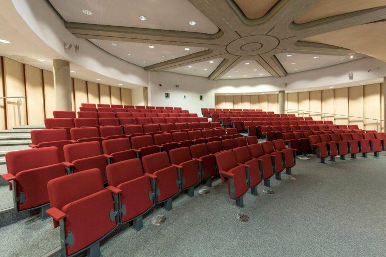 Theatre interior photography