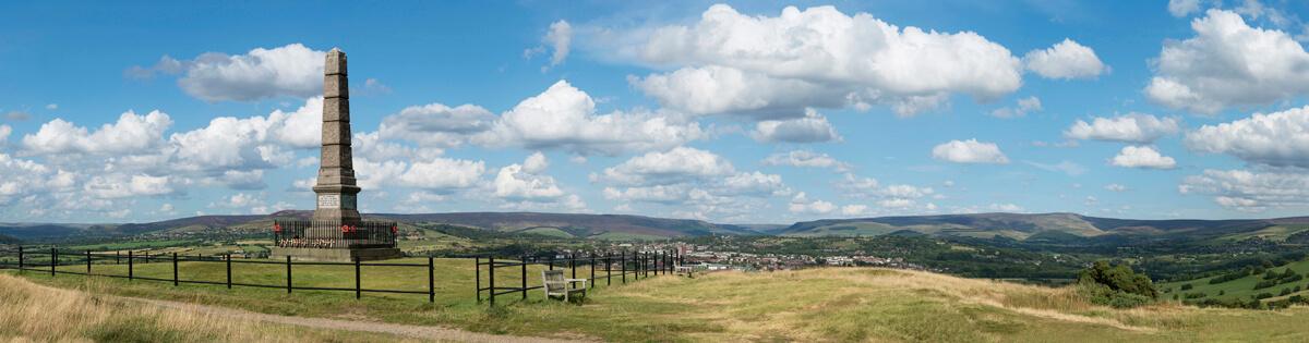 UK panoramic photography