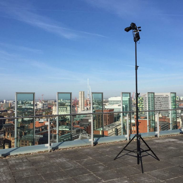 Aerial and mast photography Liverpool